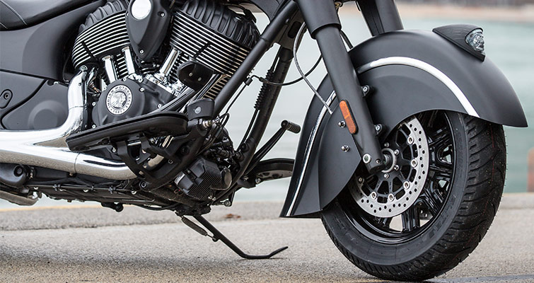 Indian® Chief® Dark Horse - RODAS DE ALUMÍNIO BLACK-OUT