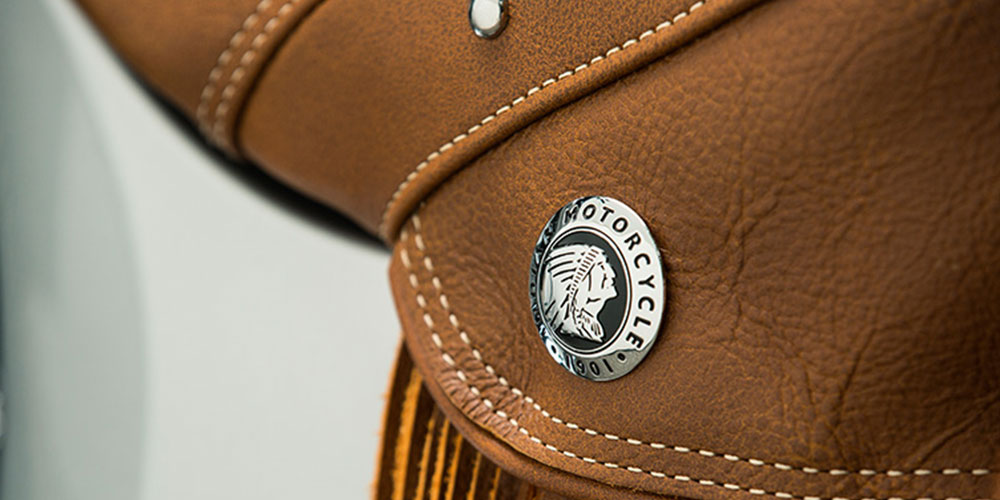 Indian® Chief® Vintage - COURO LEGÍTIMO