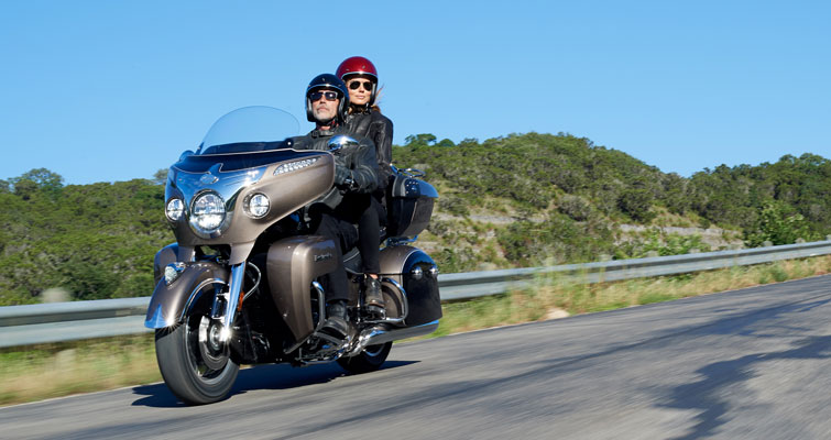 Indian® Roadmaster™ - 161,6 NM DE TORQUE